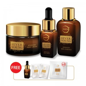 4Ever Young Advanced Skin Serum Set