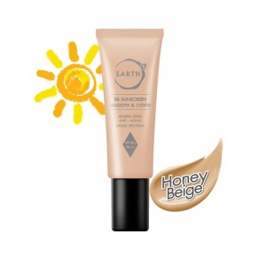 BB Sunscreen Smooth & Cover SPF50+ PA+++ 14g (Honey Beige)