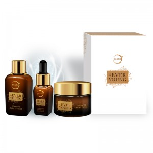 EARTHs 4Ever Young Advanced Whitening Serum Set
